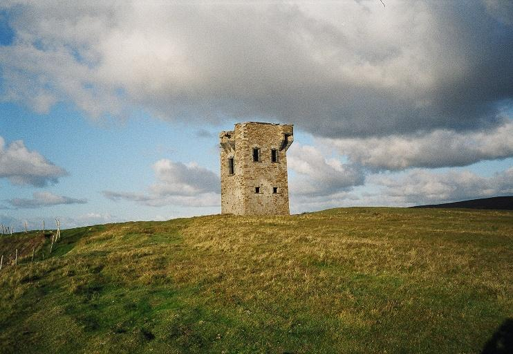 Napoleonic Tower on Glen Head